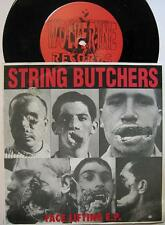 """STRING BUTCHERS """"FACE LIFTING EP"""" - 7 """" SINGLE"""
