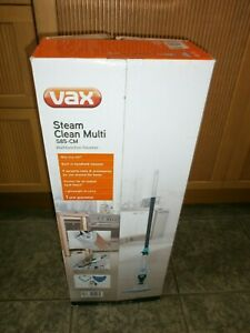 Vax S85-CM White Upright Multi-Steam Cleaner