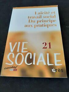 Revue vie sociale N.21 ; laïcité et travail social