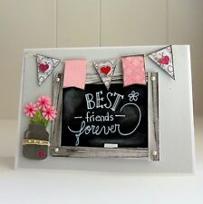 Roc Paper Scissors: Handcrafted Romance Card, Best Friends Forever