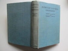 Acceptable - Elementary Electrical Engineering - Clayton, A.E Shelley, H.J 1927-