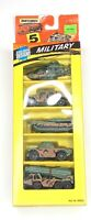 VTG Matchbox Military Diecast Vehicle 5 Pack Set Rare Colorway Factory Sealed