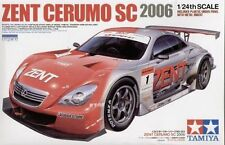 Tamiya 24303 1/24 Scale Model Car Kit Super GT-500 2006 Toyota Zent Cerumo SC