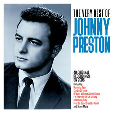 Johnny Preston - The Very Best Of [Greatest Hits] 2CD NEW/SEALED