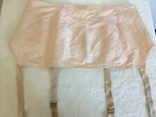 Vintage Charmode Corset with Garters Size 34 Style 1706 Peach
