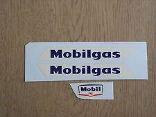 "Corgi Major Toys 1110 Bedford Petrol Tanker ""Mobilgas"" Decals/Transfers 2/2"