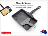 Kitchen Art Non-Stick Egg Roll Pan Omelette Tamago Frying Cooking Made in Korea
