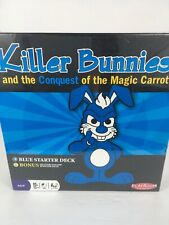 Killer Bunnies and the Conquest of the Magic Carrot BONUS Yellow Deck New Sealed