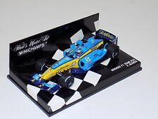 1/43 Minichamps F1 Formula 1 Renault R24 Mild Seven F.Alonso 2004