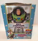 Buzz Lightyear Toy Story Thinkway Ultimate Talking Action Figure (Broken Wings)
