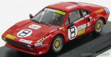 Best-model 9550 scala 1/43 ferrari 308 gtb coupe n 8 24h daytona 1978 besenzoni