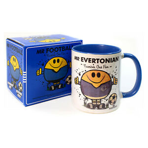 EVERTON APRON MUG BAG LIGHTER T-SHIRT - great gift for fan him her present idea