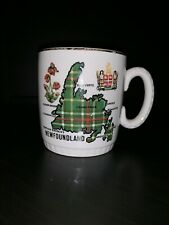 Vinatge Newfoundland Tea Mug - Lord Nelson Pottery