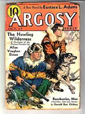 ARGOSY WEEKLY October 17, 1936 (Robert E. Howard & L. Ron Hubbard)
