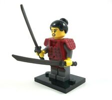 Nuevo Lego Coleccionable Minifigura Serie 13 71008 - Samurai