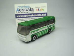 1/64 Matchbox USADO USED REF 163 Bus Ikarus coach 1/140 cochesaescala