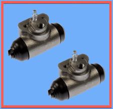 2 Drum Brake Wheel Cylinders Rear L & R Replace OEM # 19133369
