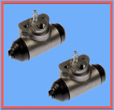 Set of 2 Rear Drum Brake Wheel Cylinders L & R Replace OEM # 19133369