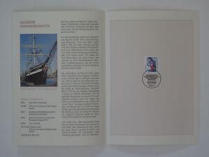 (03j14) Bund Erinnerungsblatt 2003 ESST Mi.Nr.  2322 Sehenswürdigkeiten 2,60 €