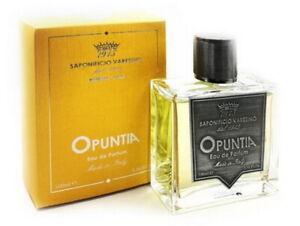 OPUNTIA Eau de Parfum EDP Herren SAPONIFICIO VARESINO 100ml blumig holzig ITALY