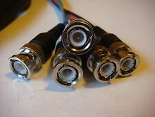 5 foot  5-BNC Male to  5-BNC Male Cable   17217 -7