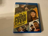 The Power of Few (Bluray, 2013) *NEW* [BUY 2 GET 1]