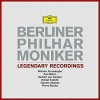 Berliner Philharmoniker - Berliner Philharmoniker Legendary Recordings [VINYL]