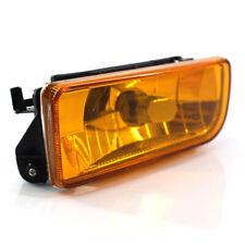 Für 92-98 BMW E36 3 serie 1 stücke links nebelscheinwerfer kristall gelbe linse