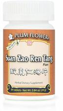 Plum Flower, Suan Zao Ren Tang, 84 ct