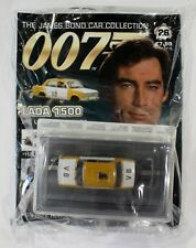 James Bond Car Collection 007 Issue 26 Lada 1500 -The Living Daylights- New