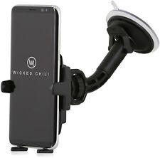 Wicked Chili Autohalterung für Samsung Galaxy S9 S8 S7 A3 A5 J5 Handy Halterung