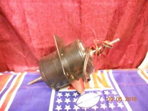 Four Seasons 35566 New Blower Motor Without Wheel