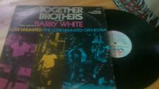 Barry White & Love Unlimited - Together Brothers OST LP - 20th Century VG+