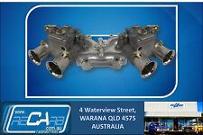 Twin 48 DCOE Weber Carburettor Conversion Kit V8 Spreadbore Custom, Group C