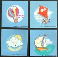 Dr. Stinky's Scratch & Sniff Stickers - Fresh Air Scent - Collectible Set!!
