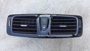 Renault Megane 3 III Trophy Centre Dash Aircon AC Vent Vents Hazard Switch  MON