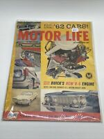Vintage Motor Life Magazine October 1961 - 35 Cents