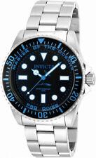 Invicta Pro Diver 20122 Men's Round Black Sapphire Color Analog Watch