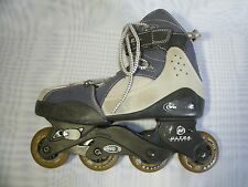 Ultra Wheels Adjustable Inline Skates / Size Us 6-8 / Eur 38-41 / 24.5-26