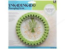 Inkadinkado Stamping Gear Circle Wheel B25