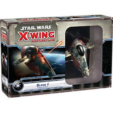 Star Wars X-Wing Miniatures Game Slave 1 Expansion Pack NEW Fantasy Flight Games