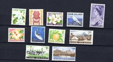 Cook Islands. 1963. Complete set of local scenes. MNH/MLH