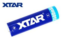 New XTAR 18650 3500mAh 3.6V Protected Button Top Cell Rechargeable Battery