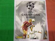 Album champions league 2001 2002 panini vuoto MINT con poster e cedole