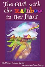 The Girl With The Rainbow In Her Hair Picture Book Child's Book Toddler Book 11