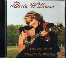 The Lone Pilgrim ~ Alicia Williams ~ Christian ~ Gospel ~ Folk ~ CD ~ New