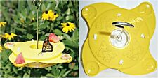 BUTTERFLY FEEDER NECTAR & FRUIT FEEDING STATION WITH ANT MOAT 12 OZ