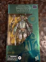 "BOBA FETT CARBONIZED Star Wars The Black Series 6"" Inch Action Figure EXCLUSIVE"
