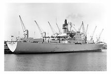 rp16111 - Cargo Ship - Chiquita Tower , built 1972 ex Snow Land - photo 6x4