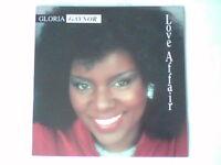 GLORIA GAYNOR Love affair lp ITALY UNIQUE GIANNI BELLA